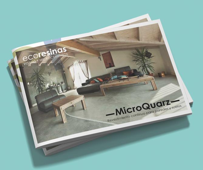 Catálogo MicroQuarz Ecoresinas