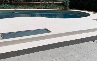 ¿Se puede instalar MicroQuarz en una piscina?